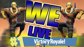 ROAD TO 100 SOLO WINS💥20💥 Fortnite Battle Royale Live Stream