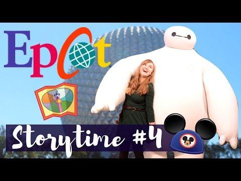 STORYTIME WALT DISNEY WORLD #4 🌎 Epcot, Blizzard Beach, Disney Springs et Disney Quest !