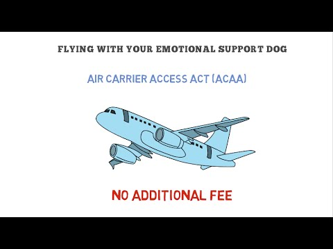 Emotional Support Dog Laws