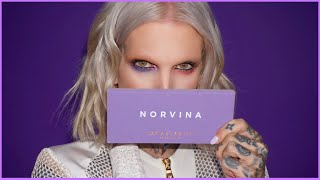 THE NORVINA PALETTE... Is It Jeffree Star Approved??