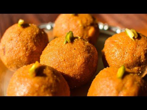 Besan Ke Ladoo Recipe In Hindi |हलवाई की तरह बेसन के लड्डू | Besan Ke Laduu | Diwali Special Recipe