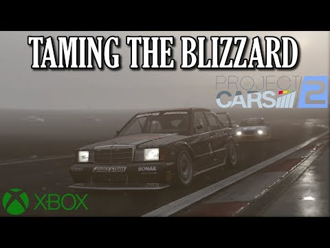 Project Cars 2 | NORDSCHLEIFE AKA BLIZZARD MT. | Xbox One | Early Access