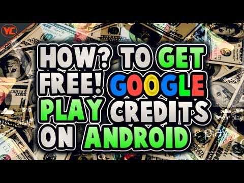 How To Get Google Play Credits For Free On Android (100% Legit)   #11