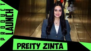 Preity Zinta Launches Nutraceuticals Product For Menopausal Women | follo.in