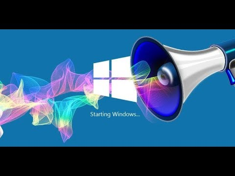 How To change Log on / Log off Sound of Windows xp/7/8/8.1/10 No Software Required !!