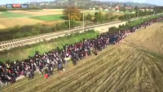 اللاجئون في أوروبا.. الهروب الكبير