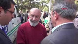 Download Oyuncu Mustafa Avkıran'ın babası, Antalya'da toprağa verildi Video