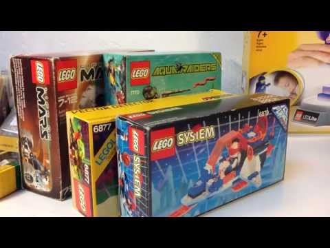 LEGO HAUL #196 - Lots of stuff - vintage space, BIG Benny and much more!