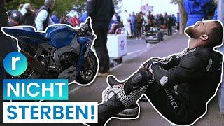 Isle of Man TT: Das gefährlichste Motorradrennen der Welt