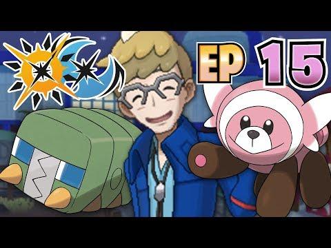 Let's Play Pokémon Ultra Sun & Ultra Moon - Part 15 - Hokulani Observatory