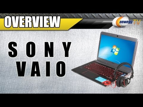 Newegg TV: SONY VAIO E-Series Intel Core i5 Notebook Overview