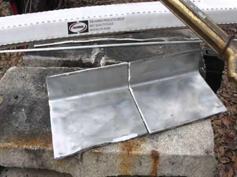 Welding Aircraft Grade Auminum with an EMP Proof Oxyacetylene Gas Welder