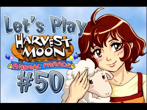 Let's Play Harvest Moon: Animal Parade! 050: A Touchy Topic