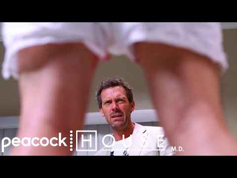 Self Circumcised | House M.D.