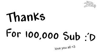 [JzBoy] 100,000 Subcribers! :