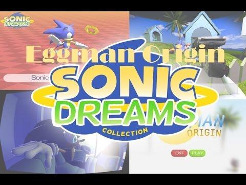 Eggman Origin + How to Access SegaNet (Sonic Dreams Collection)