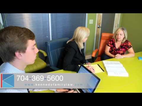 Charlotte NC Divorce Planning Attorney Video