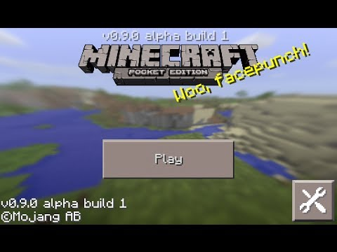 Descarga| Minecraft Pocket Edition 0.9.0 Alphaᴴᴰ [Builds][Actualizadas]