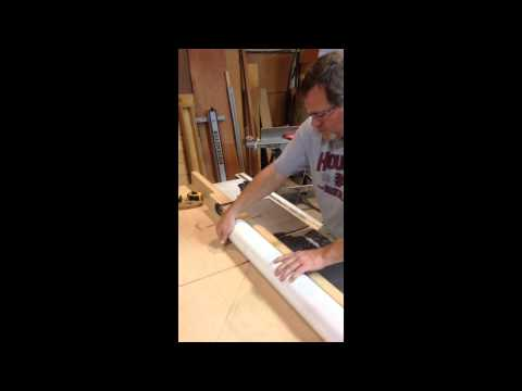 Cutting PVC
