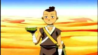 Avatar - Sokka High Drinking Cactus Juice - Nothing's Quenchier! It's the Quenchiest! HQ