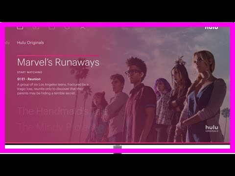 Hulu's updated interface and live tv service available on samsung smart tvs by BuzzFresh News