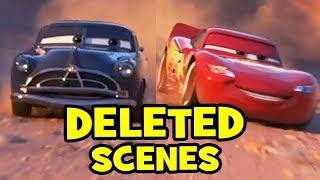 Cars 3 DELETED SCENES & Alternate Endings