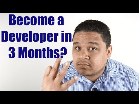 How You Can Become A Software Developer In 3 Months?