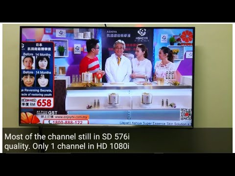 How To Watch MyTV Digital Terrestrial Television Malaysia