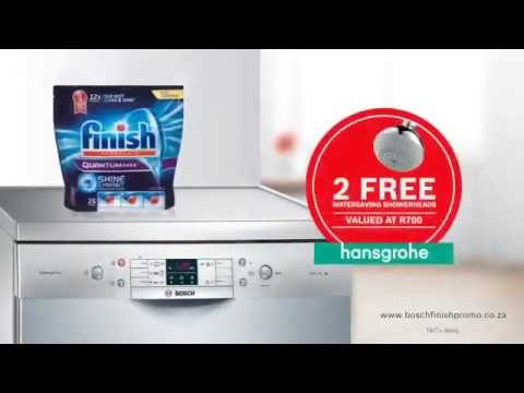 Finish - Bosch Dishwasher