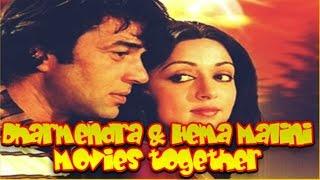 Dharmendra Hema Malini Movies together : Bollywood Films List  🎥 🎬