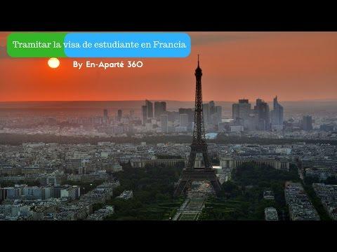 Tramitar la visa estudiante en Francia