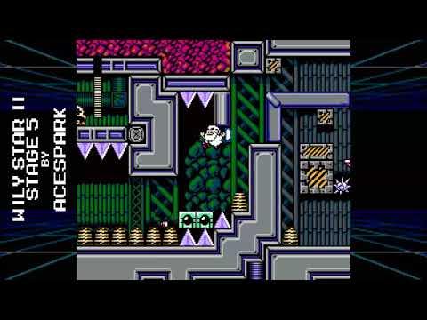 Make a Good Mega Man Level 2 Blind Run - Pt 46 - ACESpark
