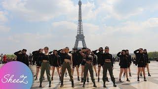 Download [KPOP IN PUBLIC PARIS] BLACKPINK 블랙핑크 - KILL THIS LOVE 커버댄스 Dance cover Video