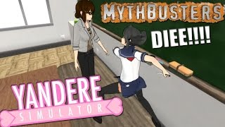 KIDNAP A TITAN? KILL A TEACHER?! | Yandere Simulator Myths