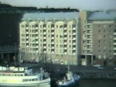 MS Sensation Nov '93 - Helsinki shipyard, Sensation