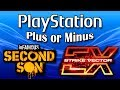 Playstation Plus or Minus - September 2017 (PS4)