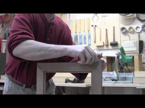 Picture Frames with Advanced Inlay Banding - Pt 2