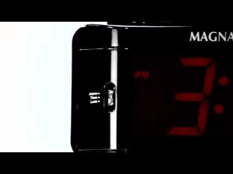 Defender ST300-SD Covert Alarm Clock DVR with Built-in Surveillance Spy Camera