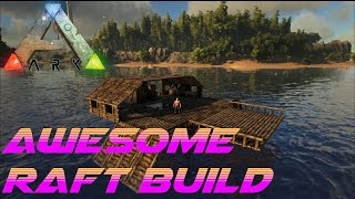 Ark: Survival Evolved - My new houseboat S1E5 | Daikhlo