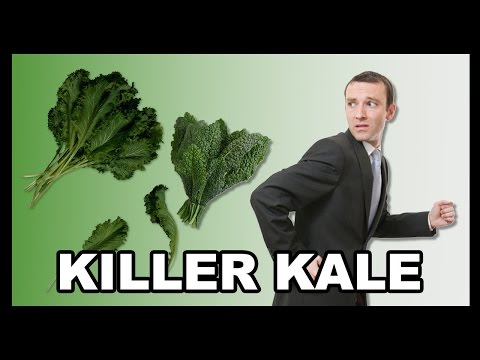 Wait, Kale is BAD FOR YOU Now??? - Food Feeder