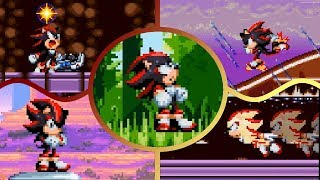 Evolution of Green Hill Zone in 4 Sonic the hedgehog Games