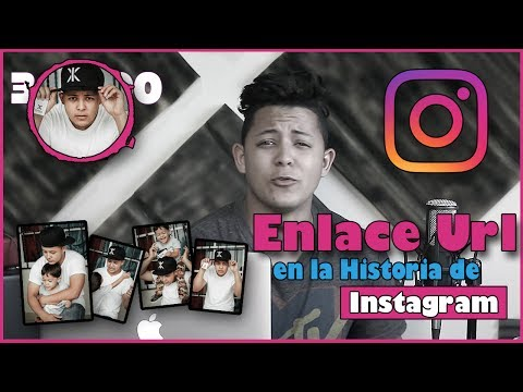 Como Poner Un Enlace ó Hiper Vínculo En Tu Historia de Instagram