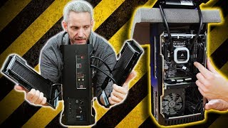 Overclocking and Tear Down of the Corsair One