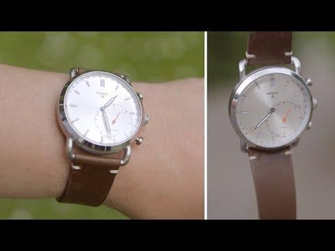 Die Zukunft der Armbanduhr!? - Fossil Q Commuter im Test