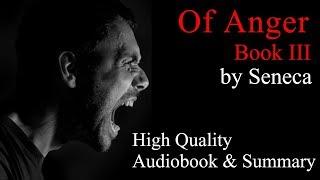 Seneca: Of Anger Book 3 - (Audiobook & Summary)