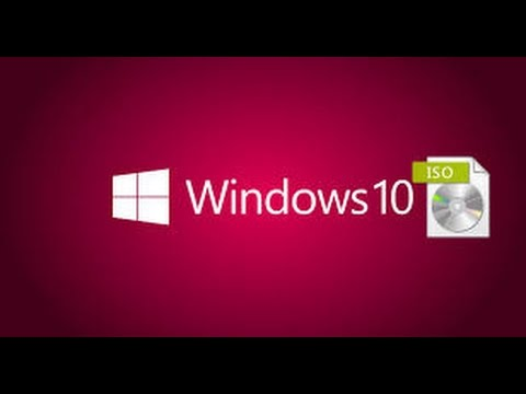 How to download Windows 10 ISO From Microsoft Server