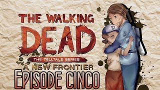 Cry Plays: The Walking Dead [S3] [Ep5] [Full]