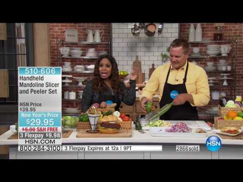 HSN | Kitchen Solutions featuring Philips 01.08.2017 - 08 PM