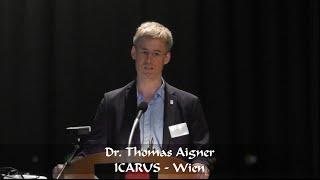 Part 4. Dr. Thomas Aigner - ICARUS - Wien