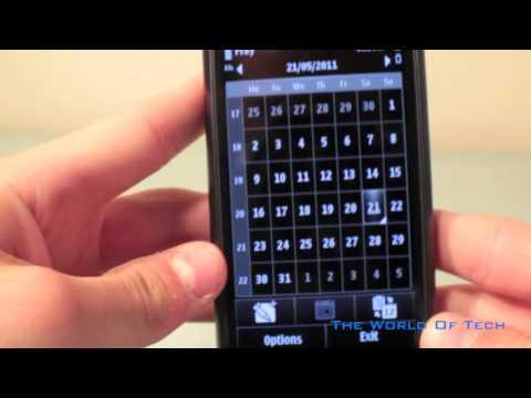 Nokia Symbian OS Tour